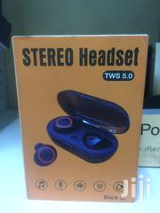 Mini Bluetooth Double Headsets- Black | Accessories for Mobile Phones & Tablets for sale in Nairobi, Nairobi Central