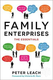Family Enterprises-peter Leach | Books & Games for sale in Nairobi, Nairobi Central