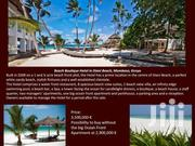 Luxury Boutique Hotel In Diani Beach | Commercial Property For Sale for sale in Kwale, Ukunda