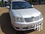 Toyota Corolla 2006 Silver | Cars for sale in Laikipia, Ngobit