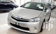 Toyota SA 2013 Silver | Cars for sale in Mombasa, Shimanzi/Ganjoni