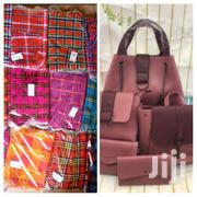 Handbag Plus One Piece Of Leso | Bags for sale in Nairobi, Nairobi Central