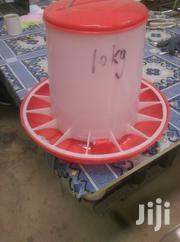 10KG Chicken Feeder White | Farm Machinery & Equipment for sale in Nairobi, Imara Daima
