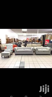 5 Seater Chester,Wimgchair And A Footrest | Furniture for sale in Nairobi, Ngara