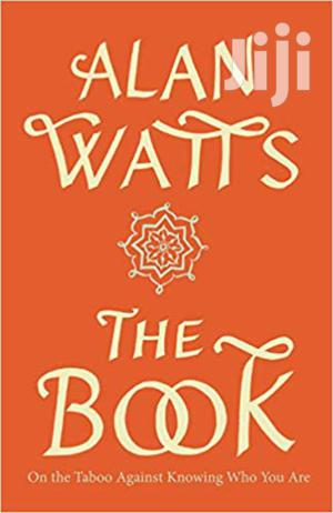 The Book On The Taboo Against Knowing Who You Are - Alan Watts