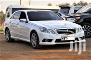 Mercedes-Benz E250 2010 White | Cars for sale in Kiambu, Township C
