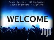 P A Hire- Sound & Light To Your Event | DJ & Entertainment Services for sale in Nairobi, Nairobi Central