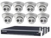 6 Six Cctv CAMERA Hik Vision Sale And Instalaltion | Cameras, Video Cameras & Accessories for sale in Nairobi, Nairobi Central