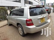 Toyota Kluger 2005 Silver | Cars for sale in Nairobi, Pangani