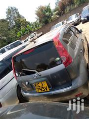 Nissan Note 2009 1.4 Gray   Cars for sale in Nairobi, Kahawa West