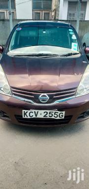 New Nissan Note 2012 1.4 Purple | Cars for sale in Mombasa, Changamwe