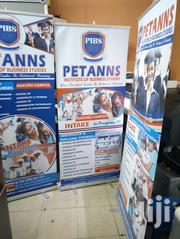 Interested In Our Broad Base Rollup Banners And Tear Drops | Manufacturing Services for sale in Nairobi, Nairobi Central