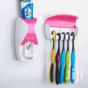 2-IN-1 TOOTHPASTE DISPENSER AND BRUSH HOLDER | Home Accessories for sale in Nairobi, Lower Savannah