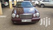 Mercedes-Benz E230 1999 Red | Cars for sale in Nairobi, Parklands/Highridge
