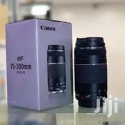 Canon EF 75-300mm F4 5.6 III USM  Zoom Lens For Canon SLR Cameras | Cameras, Video Cameras & Accessories for sale in Nairobi, Nairobi Central