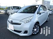 Toyota Ractis 2013 White | Cars for sale in Mombasa, Shimanzi/Ganjoni