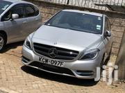Mercedes-Benz B-Class 2013 Silver | Cars for sale in Nairobi, Kilimani