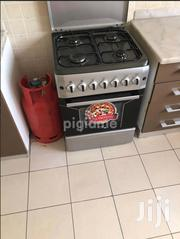 Von Hotpoint 4 Cooker With Gas Cylinder | Kitchen Appliances for sale in Mombasa, Shanzu