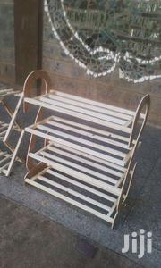 Stylish Unique Quality 4 Tier Shoe Rack | Furniture for sale in Nairobi, Ngara