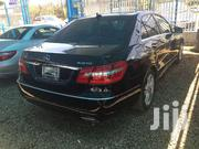 2012 Mercedes Benz E350 Bluetec Diesel | Cars for sale in Nairobi, Kilimani