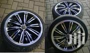 17 Inch: 4 Nuts:Alloy Rims+Tyres | Vehicle Parts & Accessories for sale in Nairobi, Nairobi Central