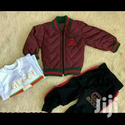 Boys Gucci Set | Children's Clothing for sale in Kajiado, Ongata Rongai