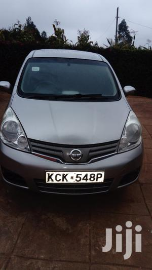 Nissan Note 2010 1.4 Silver