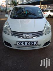 Nissan Note 2010 1.4 White | Cars for sale in Nairobi, Nairobi Central