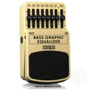 Behringer BEQ700 Bass Graphic Equalizer Pedal | Audio & Music Equipment for sale in Nairobi, Nairobi Central