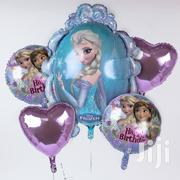 Frozen 5 Pack Foil Ballon | Babies & Kids Accessories for sale in Nairobi, Nairobi Central