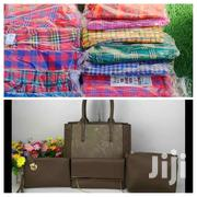 Handbags Plus One Piece Of Masai Lesu | Bags for sale in Nairobi, Nairobi Central