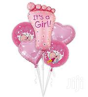 Its A Girl 5 Pack Foil Ballon | Babies & Kids Accessories for sale in Nairobi, Nairobi Central