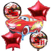Mqueen Car 5 Pack Foil Balloon | Toys for sale in Nairobi, Nairobi Central