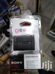 Sony Battery Pack NP-FV100 For Digital Camera N0U4 | Computer Accessories  for sale in Nairobi, Nairobi Central