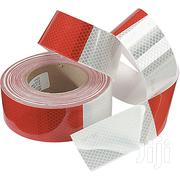 Generic Barrier Tape Red And White & Yellow Reflective | Manufacturing Materials & Tools for sale in Nairobi, Viwandani (Makadara)