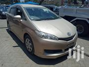 Toyota Wish 2012 Beige | Cars for sale in Nairobi, Kilimani