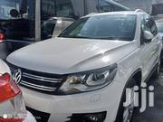 Volkswagen Tiguan 2012 White | Cars for sale in Mombasa, Mji Wa Kale/Makadara