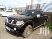 Nissan Navara 2007 2.5 dCi Black | Cars for sale in Machakos, Athi River