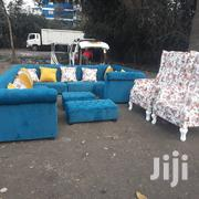 L Shaped Seat With Armchairs | Furniture for sale in Nairobi, Ngara