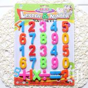 Kids Colourful Magnetic Letters Numbers Alphabet Kids Learning Set | Toys for sale in Nairobi, Nairobi Central