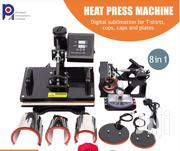8 In 1 Heatpress Machine | Printing Equipment for sale in Nairobi, Nairobi Central