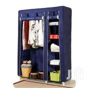 3 Columns Wooden Frame Portable Wardrobes | Furniture for sale in Nairobi, Kahawa West