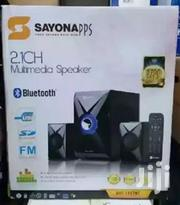 Sayona SHT-1156BT - 2.1 CH Subwoofer Speaker With USB   Audio & Music Equipment for sale in Nairobi, Nairobi Central