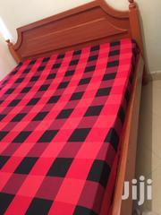 5*6 Bed and Mattress in Perfect Condition | Furniture for sale in Nakuru, London