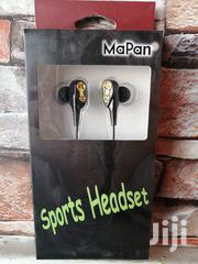 (Bluetooth) Wireless Sports Headset (Mapan) | Accessories for Mobile Phones & Tablets for sale in Nairobi, Nairobi Central