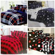 6*6 Cotton Duvets With 2 Pillow Cases And A Matching Bed Sheets | Home Accessories for sale in Nairobi, Lindi