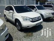 Honda CR-V 2010 White | Cars for sale in Mombasa, Mji Wa Kale/Makadara