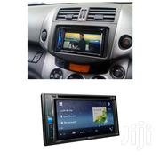 "Pioneer Avh-a215bt 6.2"" Double Din USB Bluetooth Fm Radio DVD 