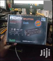 High Quality 4 Port HDMI Splitter – Black | Computer Accessories  for sale in Nairobi, Nairobi Central