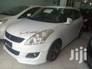 Suzuki Swift 2012 1.4 White | Cars for sale in Mombasa, Shimanzi/Ganjoni